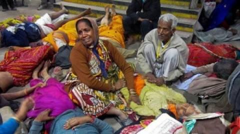 Τουλάχιστον 18 νεκροί σε ποδοπάτημα στη Βομβάη