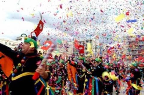 Ξεκινά σήμερα το πατρινό καρναβάλι!