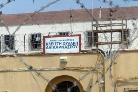 Στάση εργασίας στις φυλακές Αλικαρνασσού