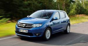 Dacia Sandero: Με προσφορά από 8.580 ευρώ
