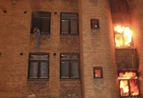 Πυρκαγιά κατέστρεψε 23 κτίρια στη Νορβηγία