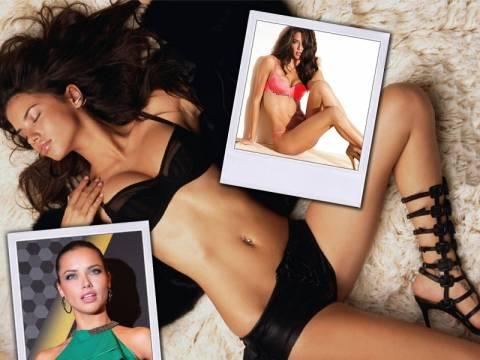 Η Adriana Lima σκόραρε και πάλι στις καρδιές μας!
