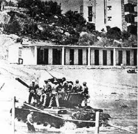 Κύπρος: Σε τούρκικα χέρια η παραλία όπου έγινε η απόβαση το 1974!