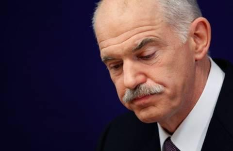 Ενοχλημένος ο Γ. Παπανδρέου για τα περί αναδιάρθρωσης του χρέους