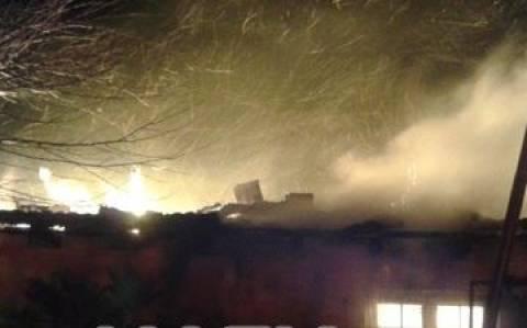 Φωτιά στο Κατάκολο: «Στάχτη» μία κατοικία – Κινδυνεύουν σπίτια