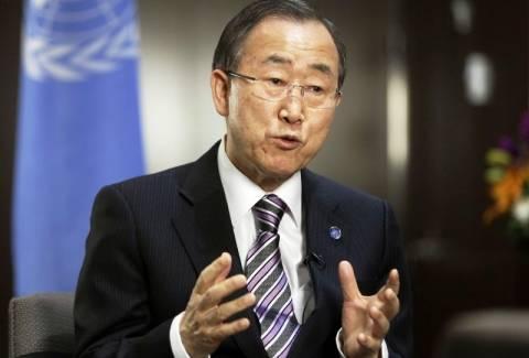 Πρόσκληση του ΟΗΕ στον Ιράν για τη «Γενεύη 2»