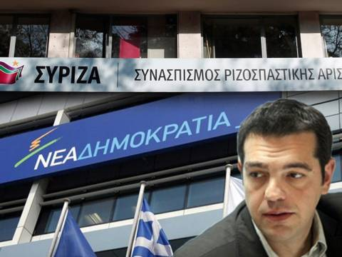 «Ιερός πόλεμος» ΝΔ – ΣΥΡΙΖΑ για τα «πιστεύω» του Τσίπρα