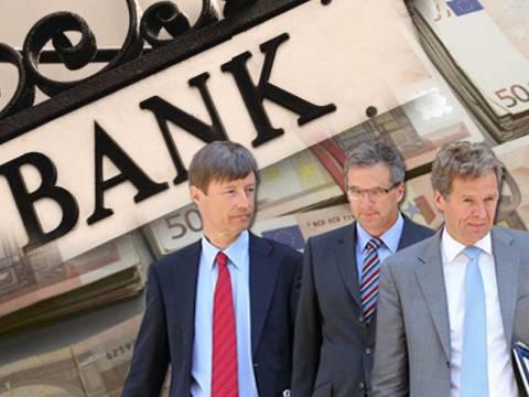 Τρόικα: Μην αγγίξετε το «μαξιλάρι ασφαλείας» των τραπεζών!
