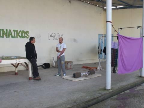 «Πρωταγωνιστές» οι κρατούμενοι Κασσαβέτειας