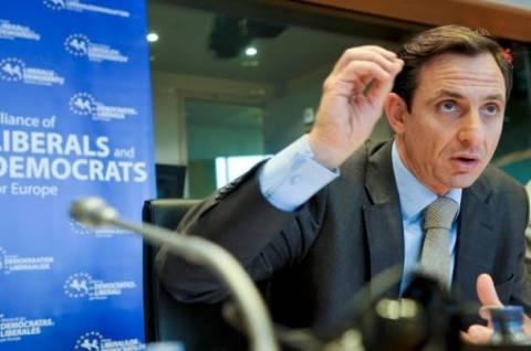 Στην ίδρυση κόμματος στην Ελλάδα προχωρά ο Γ. Χατζημαρκάκης