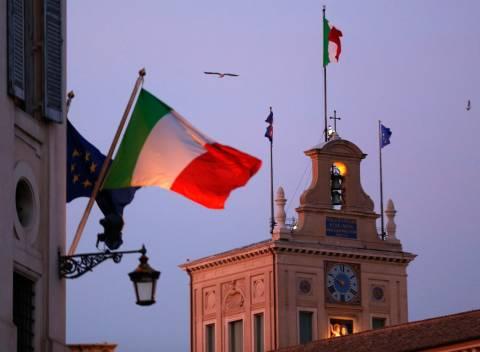 Πριμ εδρών για το κόμμα που θα ξεπερνάει το 35% στην Ιταλία