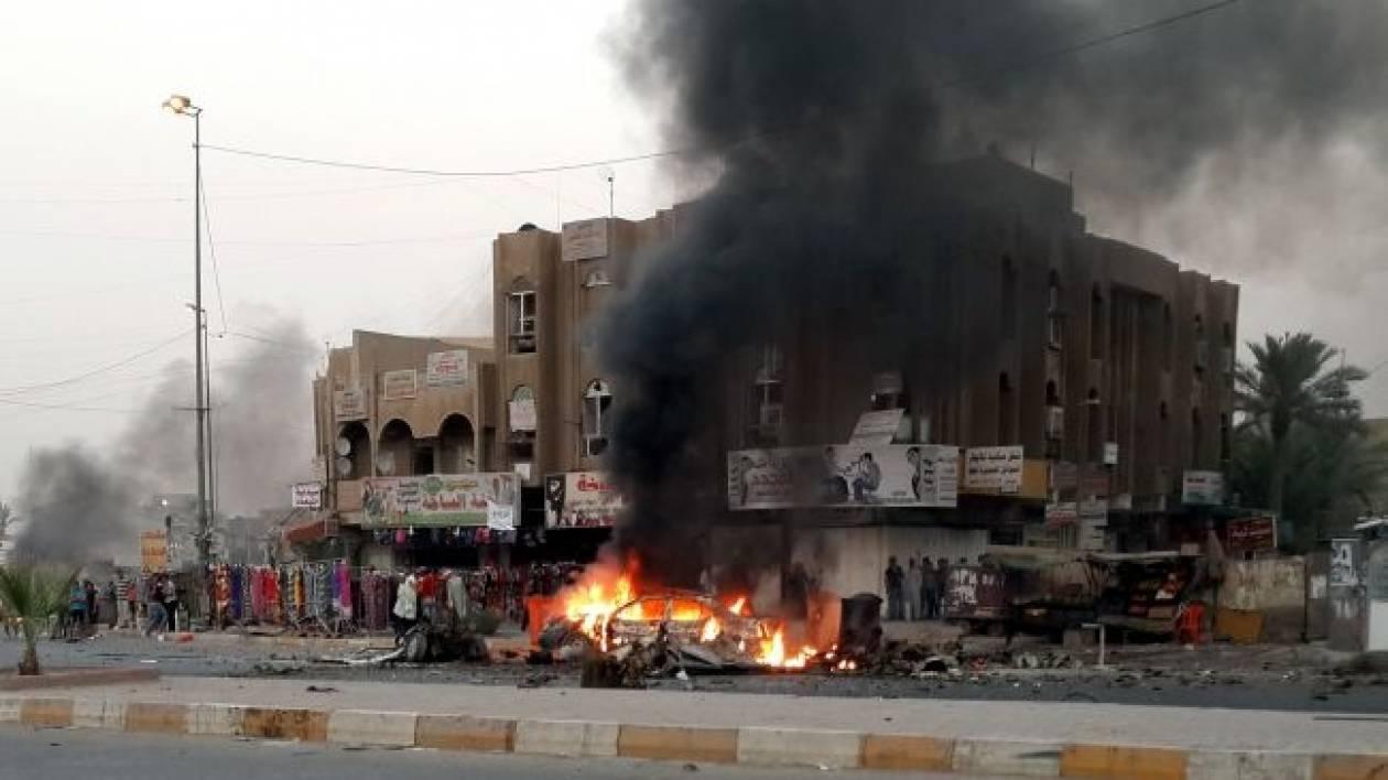 Ιράκ: 26 νεκροί από διαδοχικές βομβιστικές επιθέσεις στη Βαγδάτη