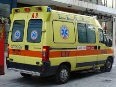 Λάρισα: Σε κρίσιμη κατάσταση ο 45χρονος που βρέθηκε μαχαιρωμένος
