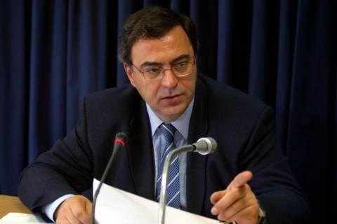 Xριστοδουλάκης: Όλα νόμιμα για την ένταξη μας στο ευρώ