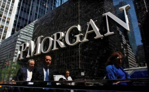 JP Morgan: «Επαναπατρισμός» 30 δισ. ευρώ στην Ελλάδα τα επόμενα χρόνια