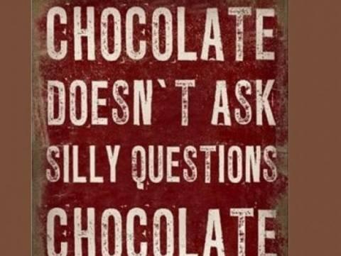 Βρήκαμε την σοκολάτα που δεν παχαίνει!