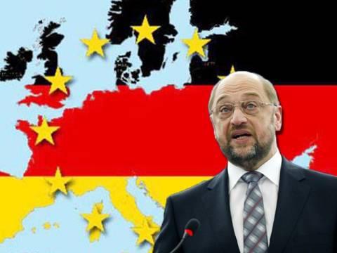 Σουλτς: Αν εκλεγώ στην Κομισιόν θα κάνω τα γερμανικά επίσημη γλώσσα