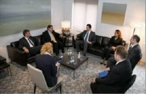 Αλβανία: Συνάντηση αρχηγού της Αντιπολίτευσης με τον Έλληνα πρέσβη