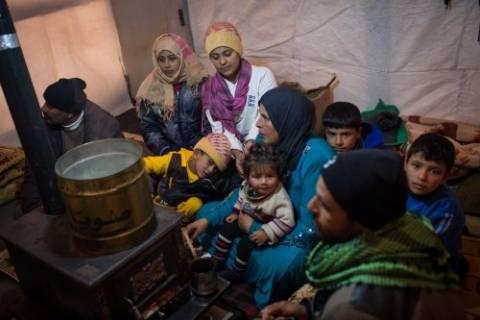 Ιράκ: Περισσότερες από 22.000 οικογένειες έχουν εκτοπιστεί