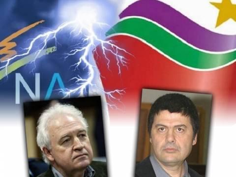 «Μάχη» ΝΔ-ΣΥΡΙΖΑ εξαιτίας της επιστολής Γιωτόπουλου
