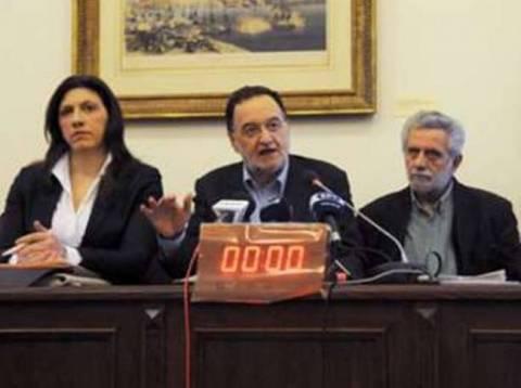 Κοινή δήλωση βουλευτών του ΣΥΡΙΖΑ με «αιχμές» σε βάρος του Α. Νεράντζη