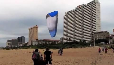 Πως να ΜΗΝ πετάξεις με Power Paragliding (βίντεο)