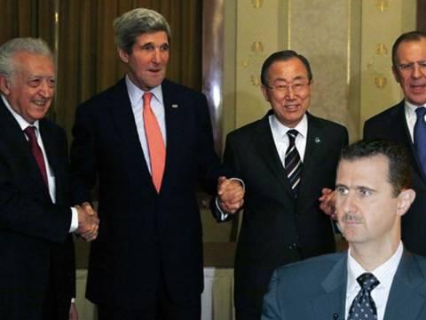Ξεκινούν οι ειρηνευτικές συνομιλίες για τη Συρία
