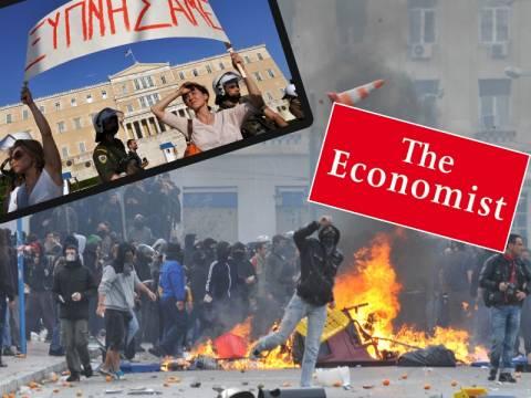 Economist: Υψηλός ο κίνδυνος κοινωνικής έκρηξης στην Ελλάδα