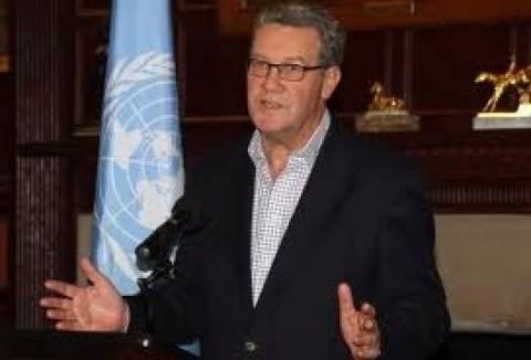 Ντάουνερ:Αναμένεται σήμερα να ενημερώσει το ΣΑ του ΟΗΕ για το Κυπριακό