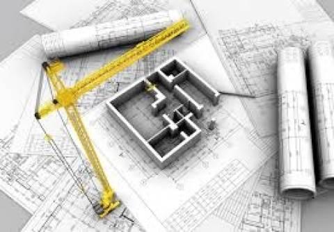 Νέα πτώση στις κατασκευές κτιρίων