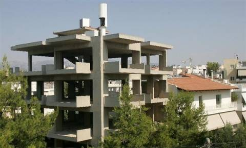 Μείωση στις τιμές των οικοδομικών υλικών
