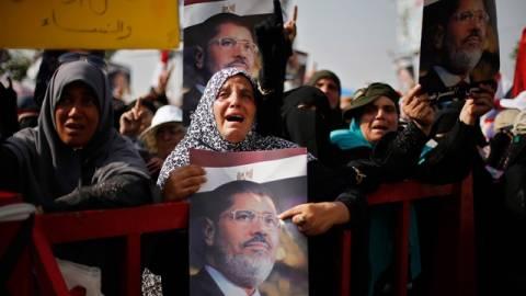 Κάλεσμα των οπαδών του Μόρσι στον λαό της Αιγύπτου