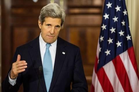 Κέρι: Ο Άσαντ είναι μόνος!
