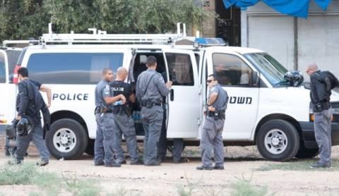 Συλλήψεις τριών υπόπτων για τρομοκρατία στο Τελ Αβίβ