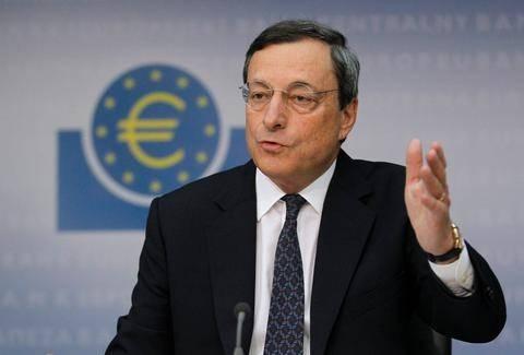 Ντράγκι: Προσοχή στην υπερβολική αισιοδοξία για ανάκαμψη στην ευρωζώνη