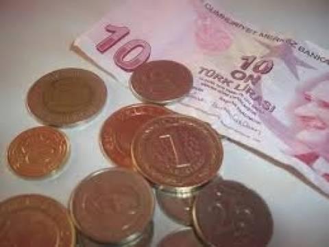 Παρέμβαση της κεντρικής τράπεζας για την πτώση τουρκικής λίρας