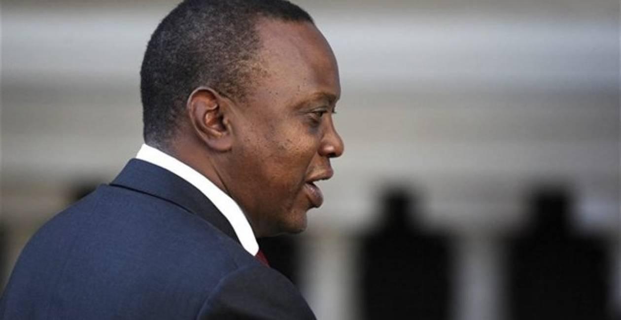 Αναβλήθηκε η δίκη του προέδρου της Κένυας Ουχούρου Κενυάτα