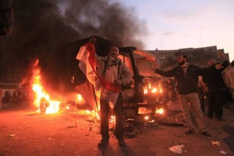 Αίγυπτος: Ισχυρή έκρηξη συγκλόνισε τα ξημερώματα το Κάιρο
