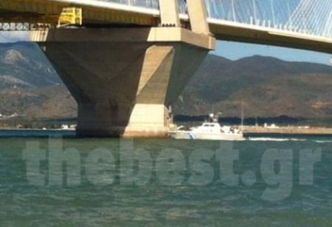 Νεκρός ο άνδρας που έπεσε το πρωί από την Γέφυρα Ρίου - Αντιρρίου