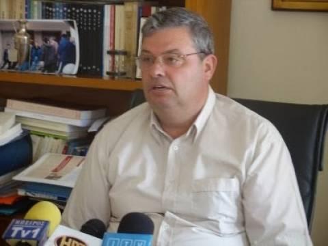 Καχριμάνης: Αν θα είμαι υποψήφιος θα ασχοληθώ μόνο με την Περιφέρεια