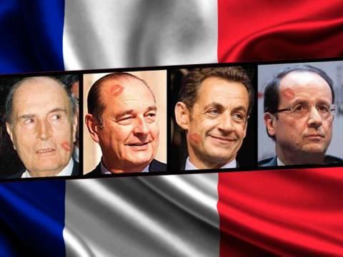 Η ερωτική ζωή των Γάλλων προέδρων