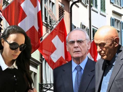 Έρχονται Ελβετοί Εισαγγελείς για Άκη, Βίκυ και Ζήγρα