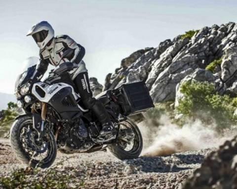 Yamaha XT 1200Z Super Tenere 2014