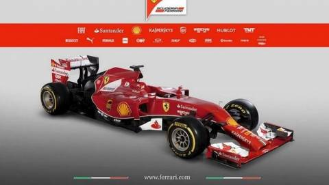 Αυτή είναι η νέα Ferrari! (photos)