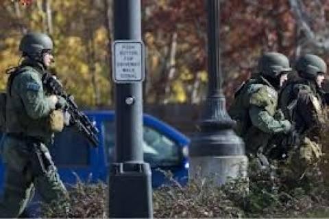 ΗΠΑ: Πυροβολισμοί με τρεις νεκρούς σε εμπορικό κέντρο