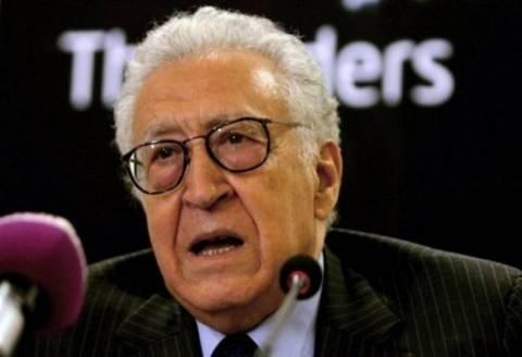 Συρία: «Δεν καταφέραμε πολλά, αλλά συνεχίζουμε», δήλωσε ο Μπραχίμι