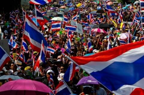 Ταϊλάνδη: Νεκρός ηγέτης των αντικυβερνητικών διαδηλωτών