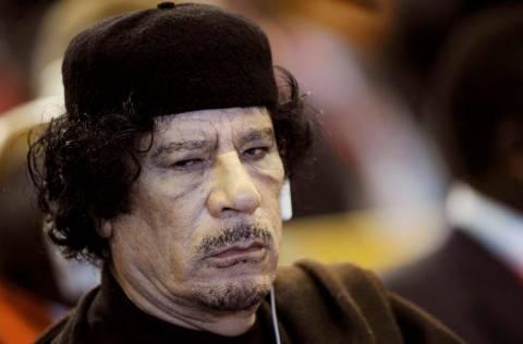 Εικόνες ΣΟΚ από τα μπουντρούμια του Καντάφι