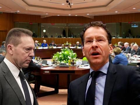 Ιερά εξέταση για Στουρνάρα στο Eurogroup