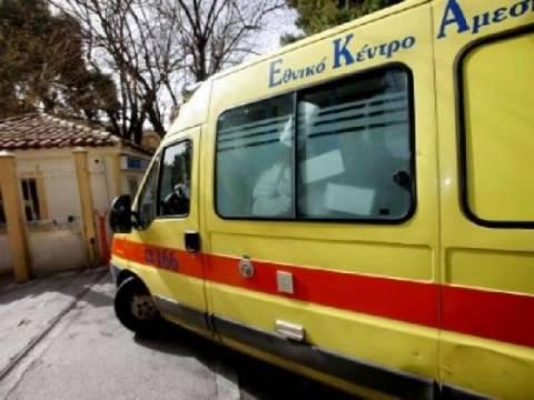 Πρέβεζα: Έπεσε από την ταράτσα του σπιτιού του